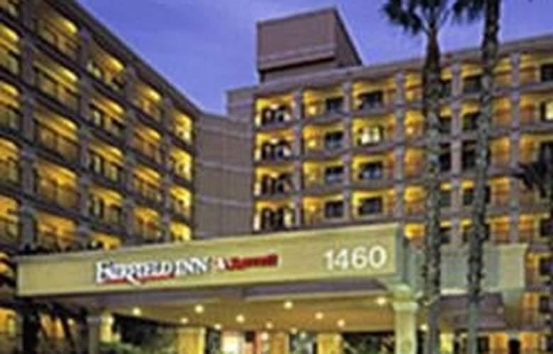 Fairfield Inn Anaheim Disneyland Resort - Hotel - 0