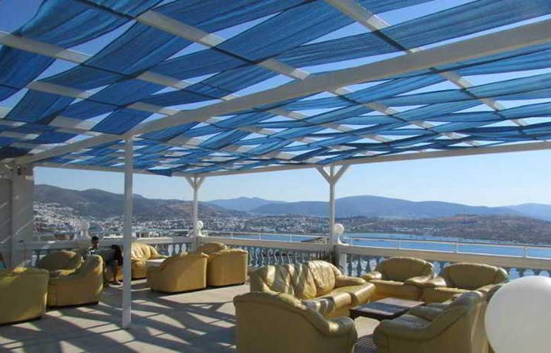 Peda Hotels Gumbet Holiday - Terrace - 5