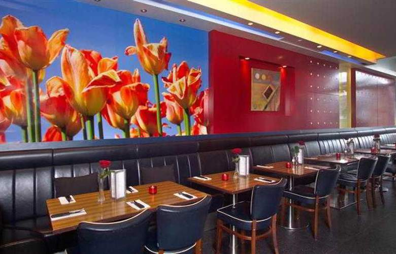 Swissotel Amsterdam - Restaurant - 16