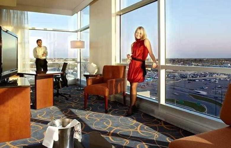 Montreal Airport Marriott Hotel - Hotel - 15