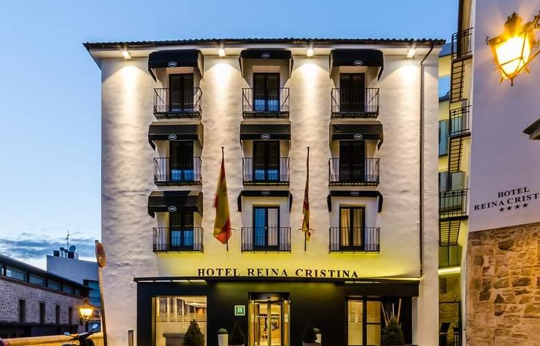 Reina Cristina - Hotel - 0