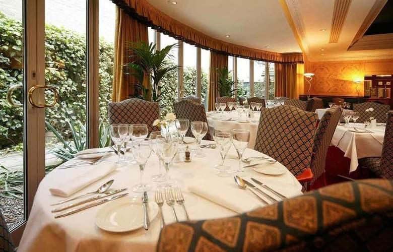 Mercure York Fairfield Manor - Restaurant - 35