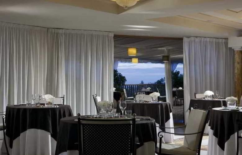 Nastro Azzurro & Occhio Marino Resort - Restaurant - 10