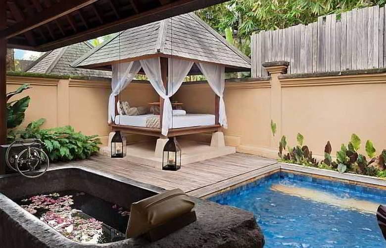 Komaneka Tanggayuda - Pool - 18
