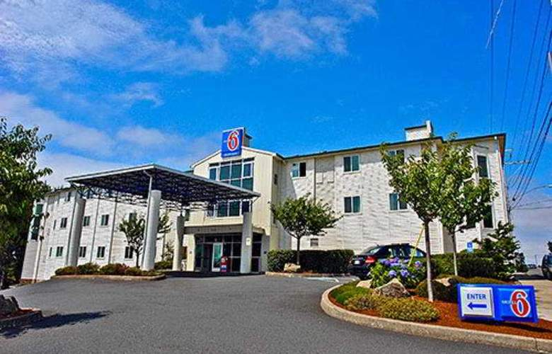 Motel 6 Lincoln City - General - 1