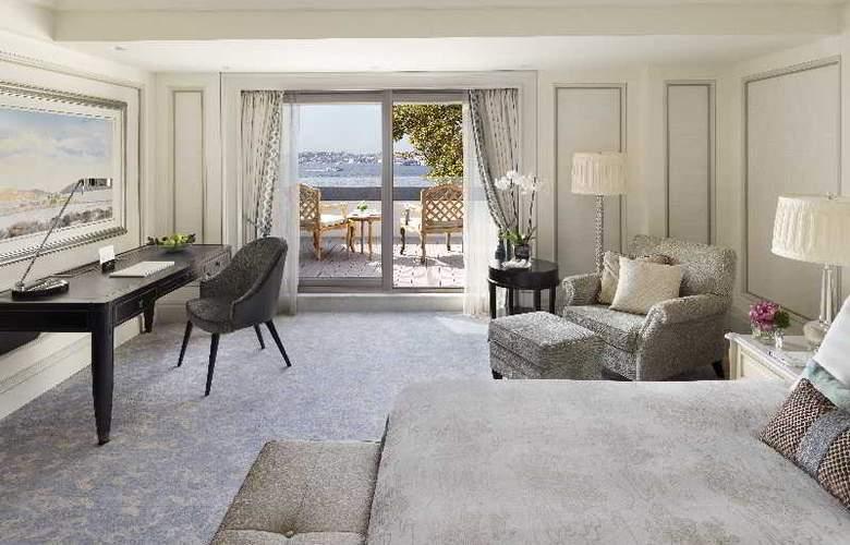 Shangri La Bosphorus Istanbul - Room - 26