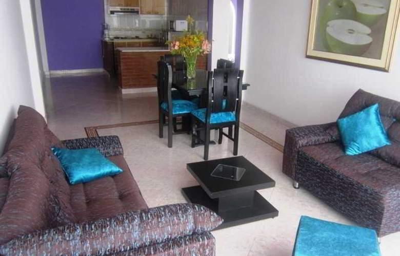 Hotel Niza Norte - Room - 1
