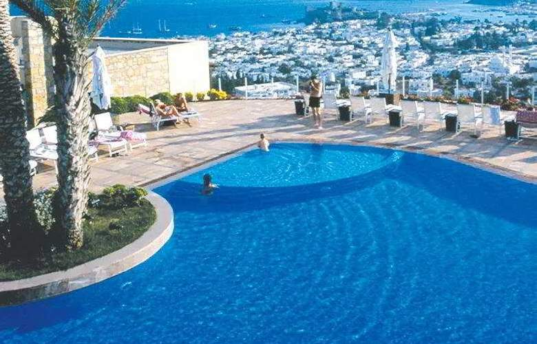 The Marmara Bodrum  - Pool - 2