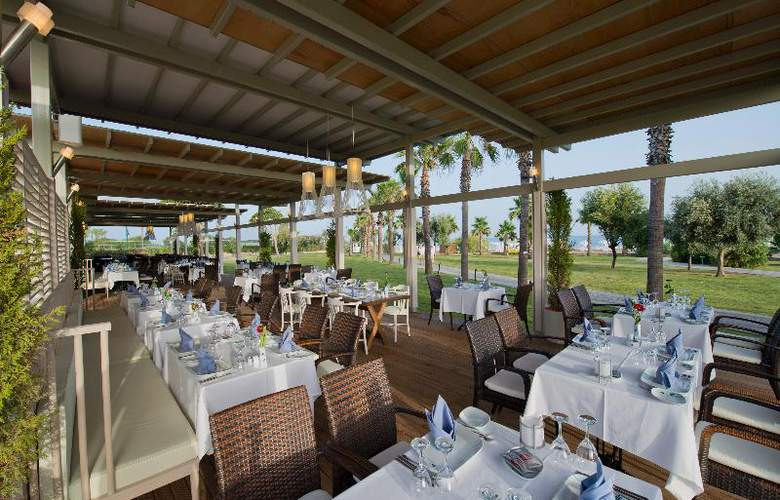 Barut Hotels Lara Resort Spa & Suites - Restaurant - 28