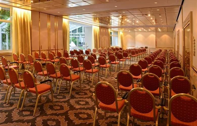 Best Western Premier Parkhotel Kronsberg - Conference - 44