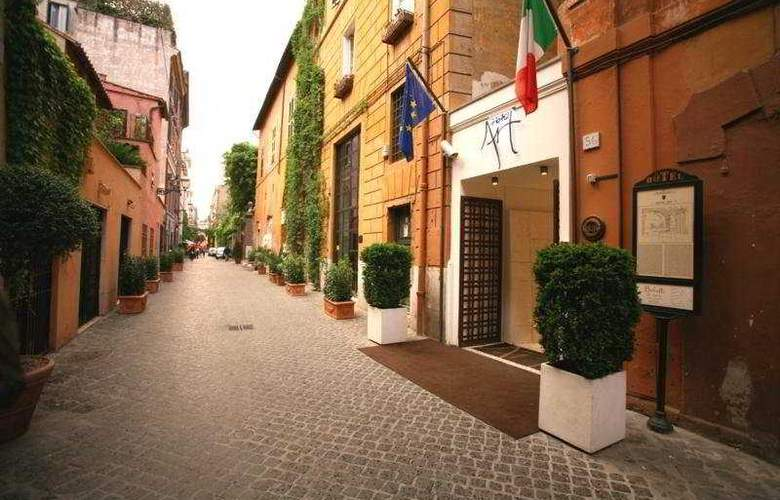 Art by the Spanish Steps - Hotel - 0