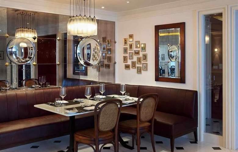 Sofitel Bangkok Sukhumvit - Restaurant - 128
