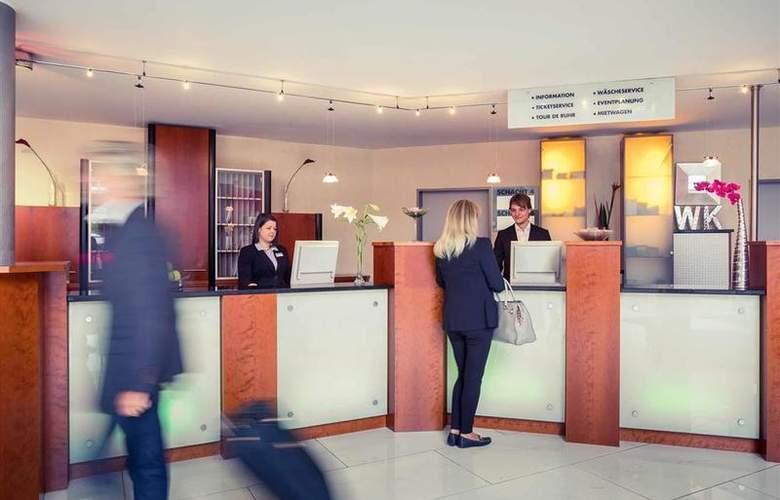Mercure Hotel am Centro Oberhausen - Bar - 32