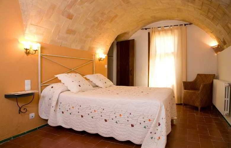 Hotel Restaurant & Spa Mas Ses Vinyes - Room - 6