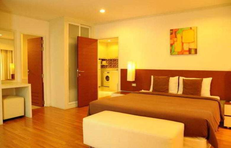 Sathorn Grace Hotel and Serviced Residence - Room - 10