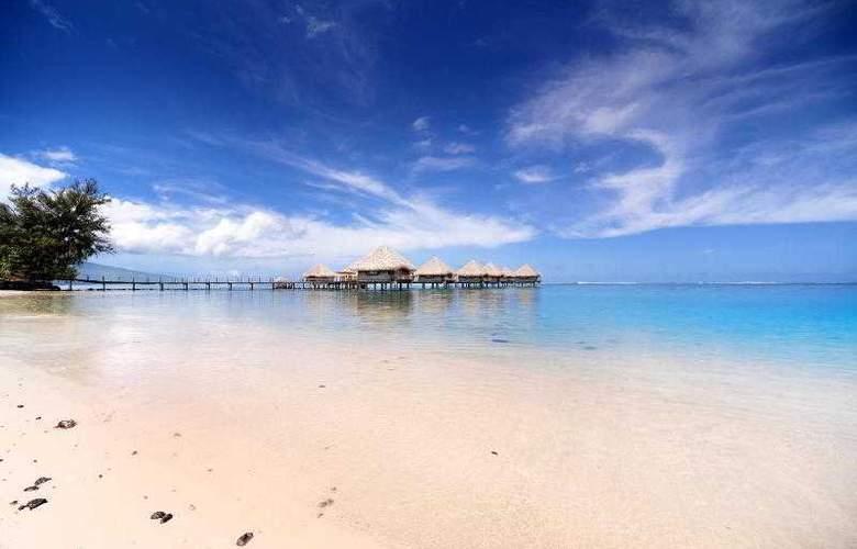 Le Meridien Tahiti - Beach - 81