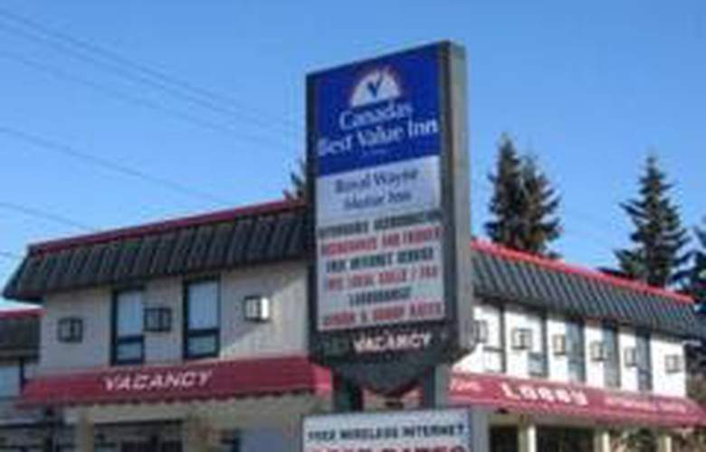 Canadas Best Value Inn Calgary - General - 1