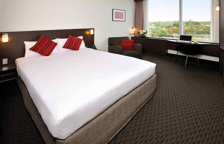 Ibis Melbourne Glen Waverley - Room - 43