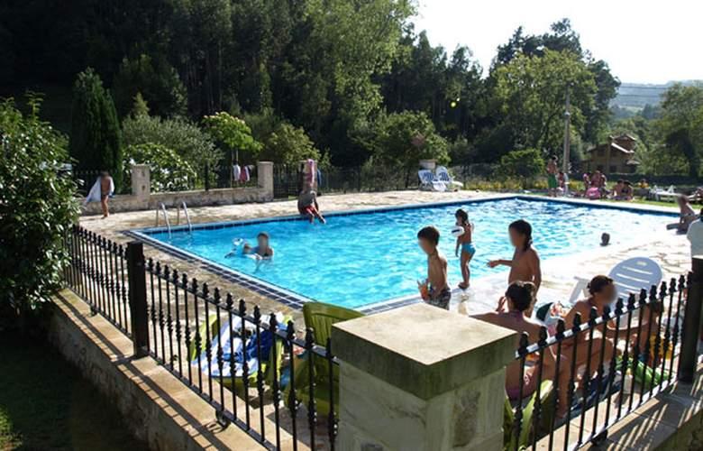 Hosteria el Pomar - Pool - 3