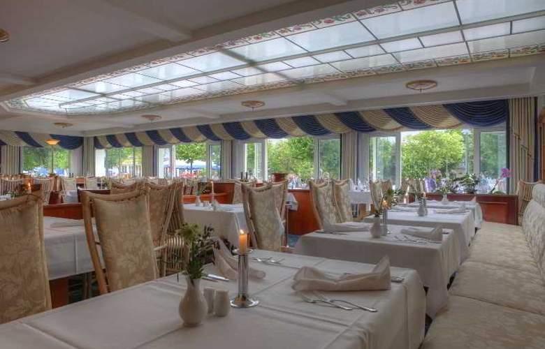 Ringhotel Ostseehotel Ahlbeck - Restaurant - 3