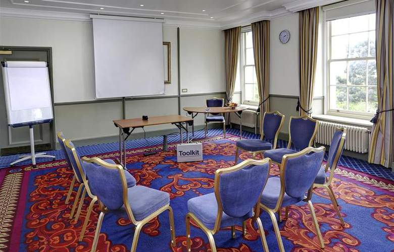 Best Western Stoke-On-Trent Moat House - Conference - 107