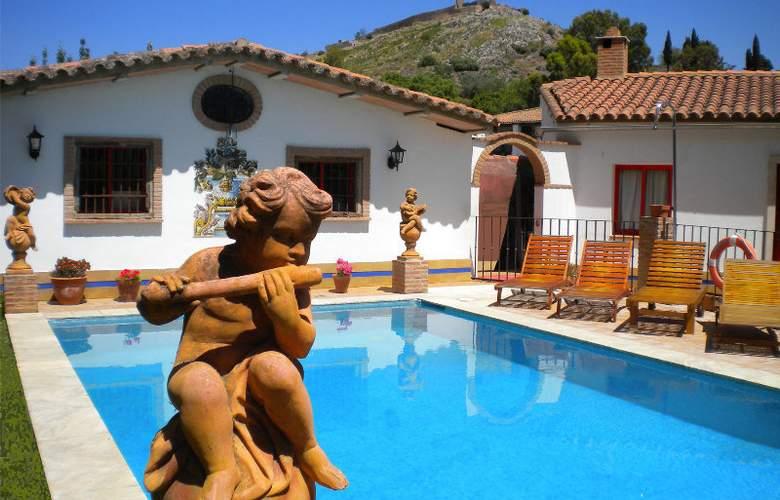 La Estancia - Villa Rosillo - Pool - 26