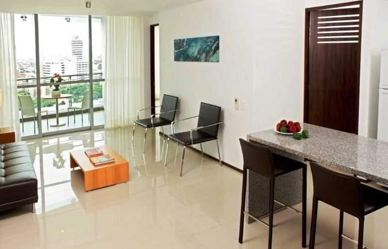 Estelar Apartamentos Barranquilla - Room - 7