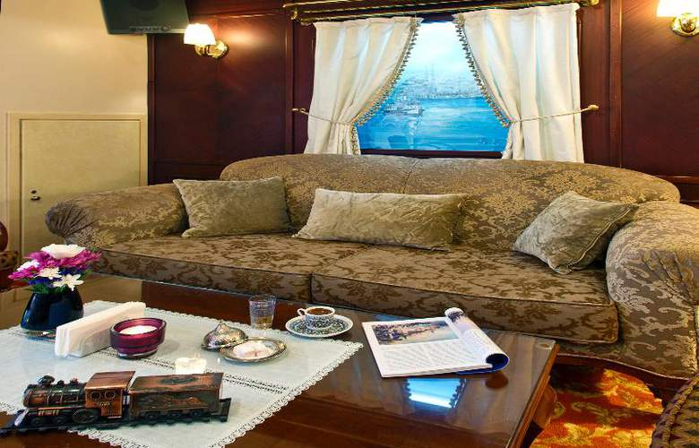 Orient Express Hotel - Sirkeci Group - General - 14