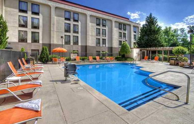 Hampton Inn Rocky Mount - Hotel - 3