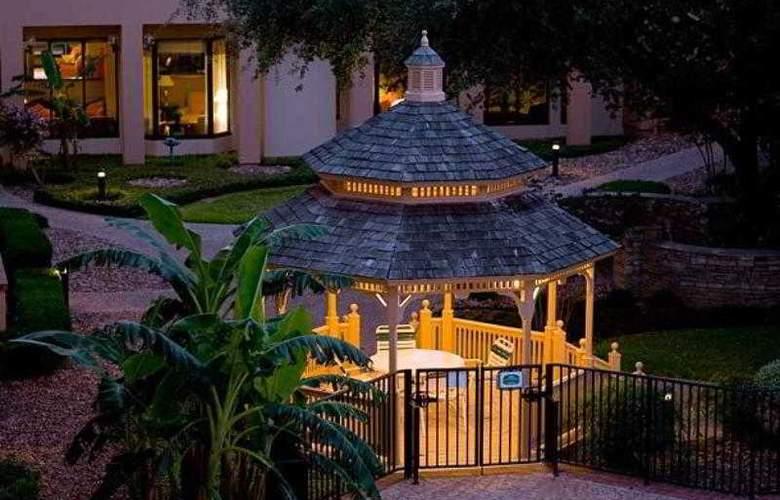 Courtyard San Antonio Medical Center - Hotel - 1
