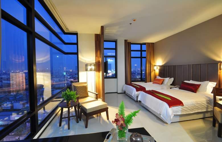 Best Western Plus Grand Howard - Room - 0