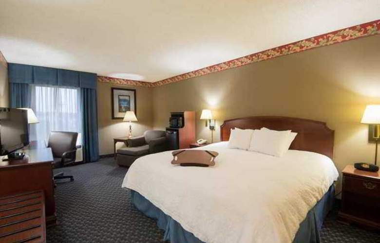 Hampton Inn Mount Airy - Hotel - 1