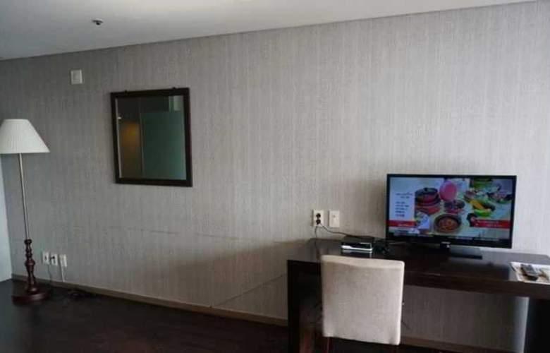 Kunoh Seacloud Hotel - Room - 6