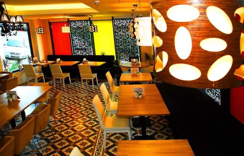 Tempo Hotel Caglayan - Restaurant - 19