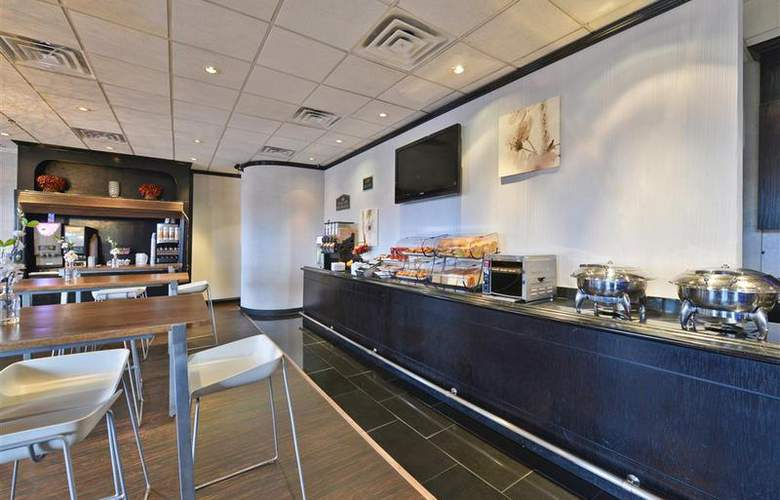 Best Western Plus Newark Airport West - Restaurant - 102