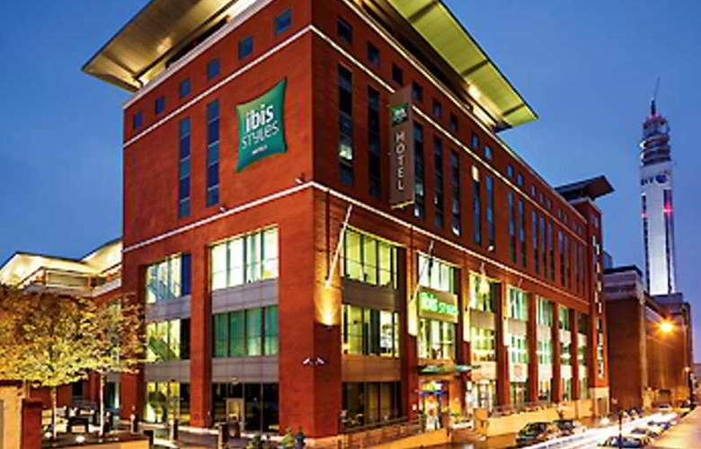 ibis Styles Birmingham Centre - Hotel - 0