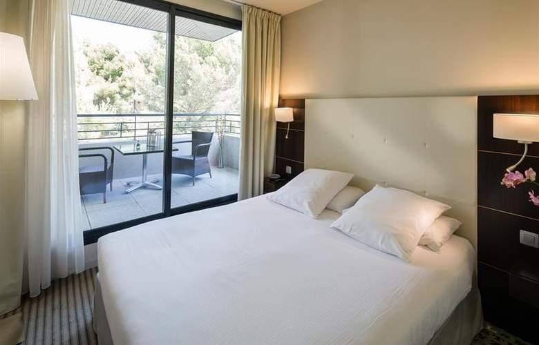 Best Western Hotel De L´Arbois - Room - 8