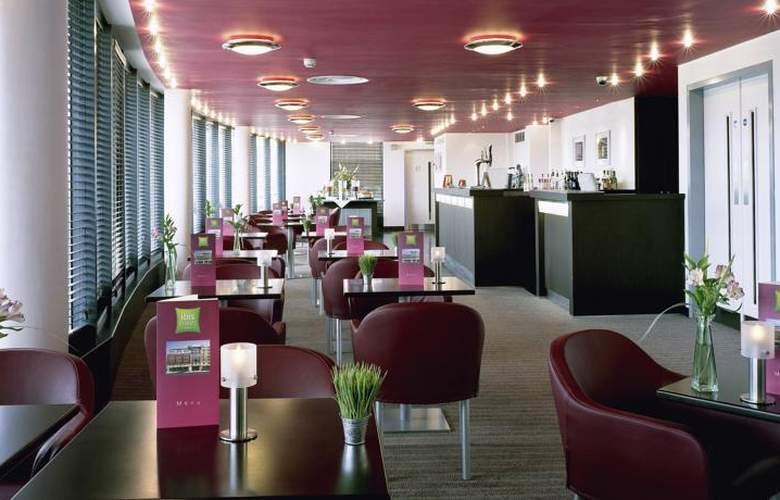 Ibis Styles London Southwark - Restaurant - 4
