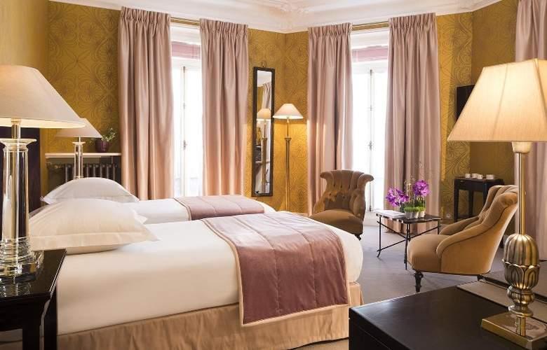 West end Paris - Room - 6