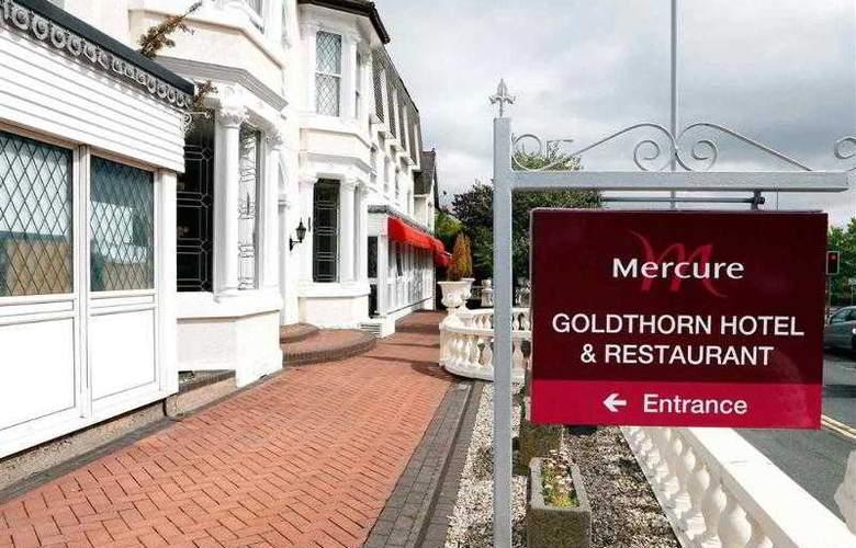 Mercure Wolverhampton Goldthorn Hotel - Hotel - 11