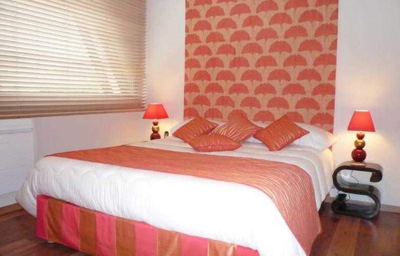 Inter-Hotel Aquilon Saint-Nazaire - Room - 9