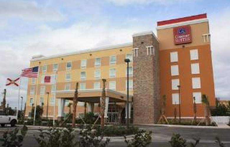 Comfort Suites At Fairgrounds-Casino - Hotel - 0