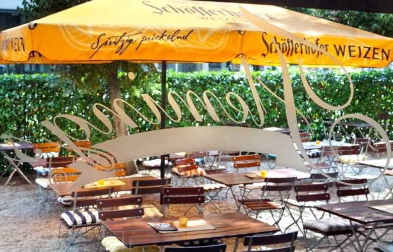 Flemings Munchen Schwabing - Terrace - 7