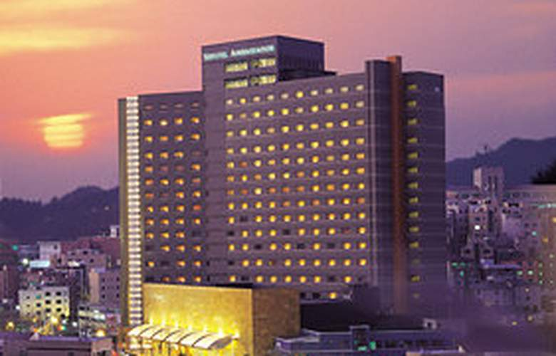 Grand Ambassador Seoul associated with Pullman - Hotel - 0
