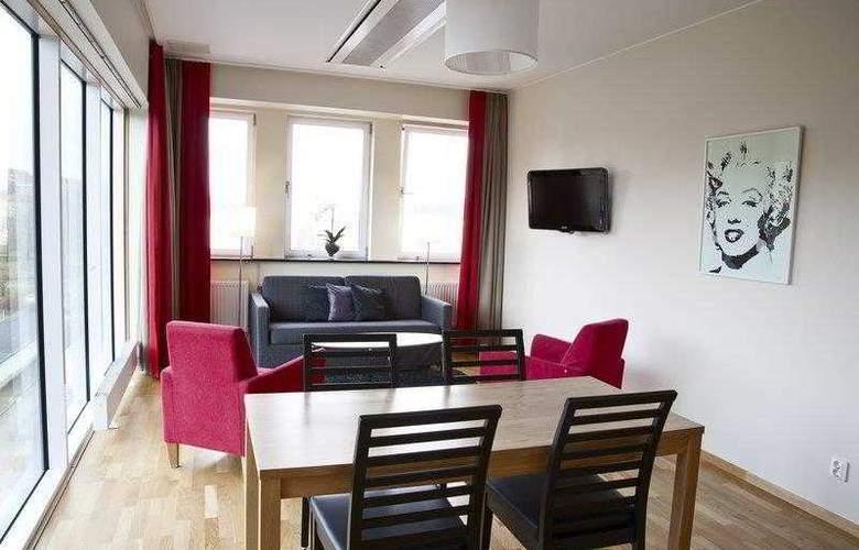 Best Western Plus Hotel Mektagonen - Hotel - 6