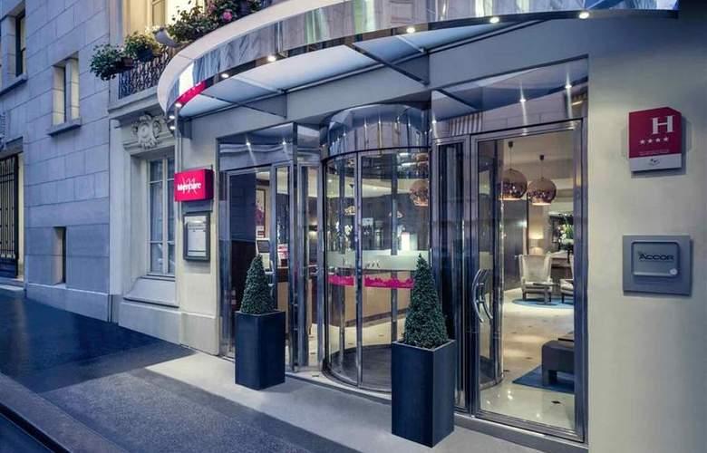 Mercure Paris La Sorbonne - Hotel - 43