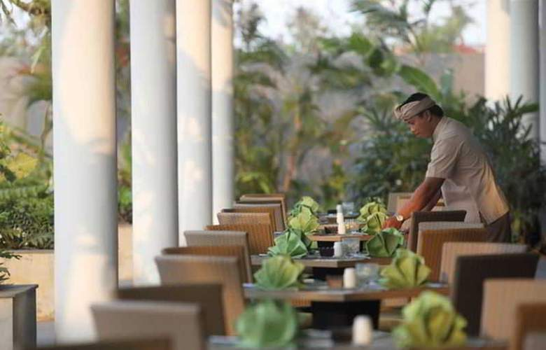 Santika Siligita Nusa Dua - Restaurant - 29