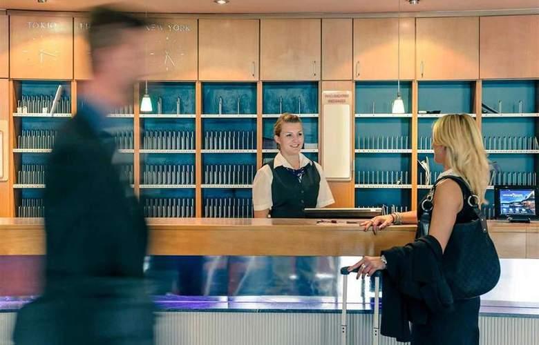Best Western Amedia Frankfurt Airport - Hotel - 3