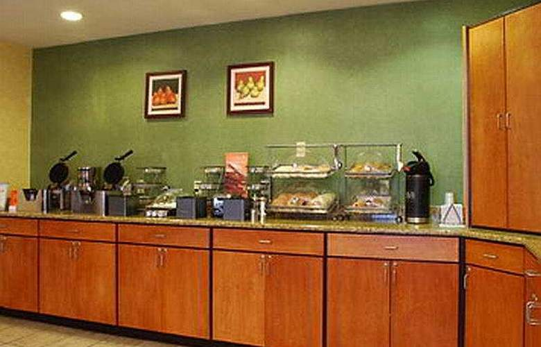 Fairfield Inn & Suites Lake Charles - Restaurant - 7
