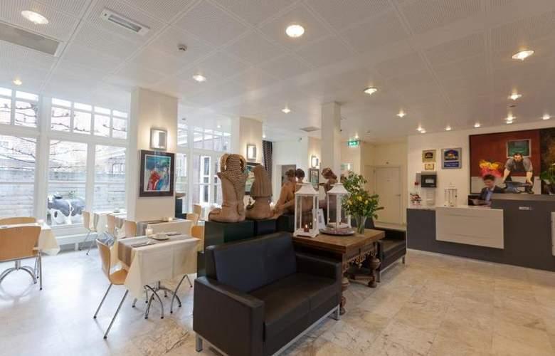 Best Western Museum Hotel Delft - Restaurant - 32